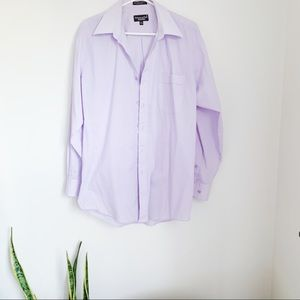 Other - Men's Light purple dressy shirt